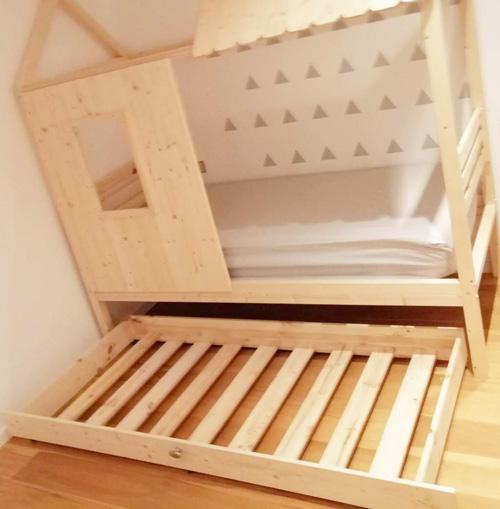somier cama nido casita mi cama mola mallorca